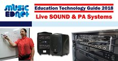 Education Technology Guide - Live Sound & PA Systems